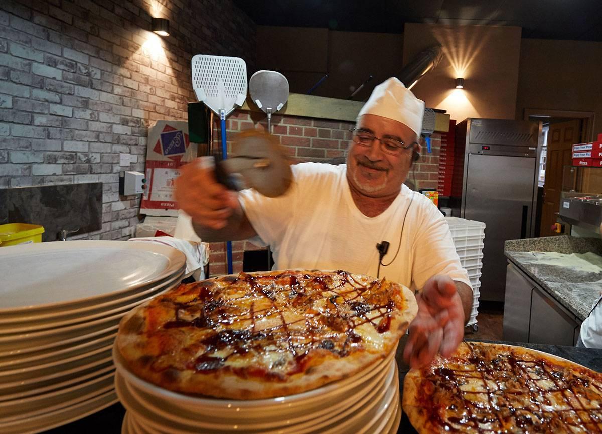 Restaurants in Belper